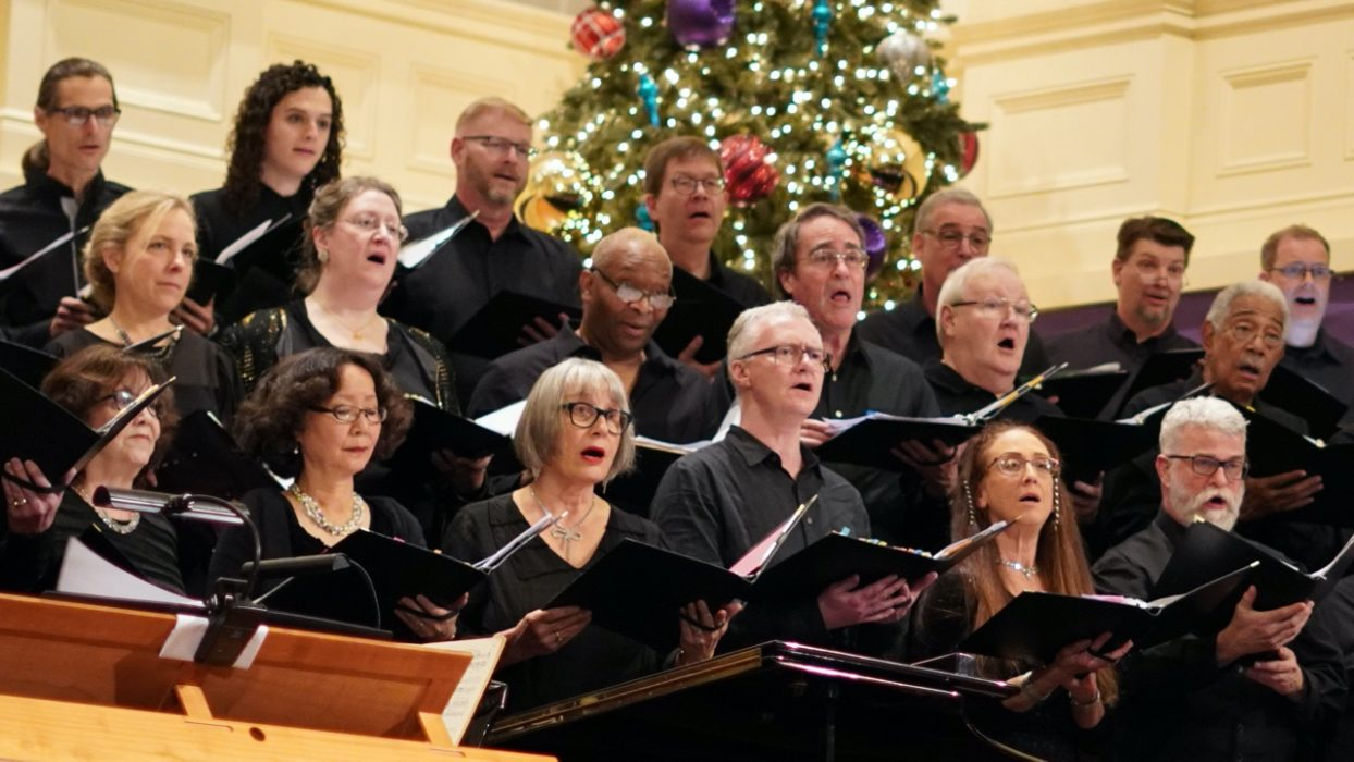 SF Bach Choir - Sing With Us
