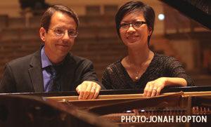 Steven Bailey and Mai -Linh Pham