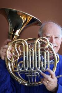 composer Brian Holmes