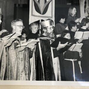 Bach Choir Christmas concerts 2
